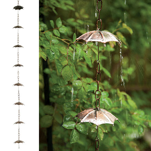 Umbrella Rain Chain