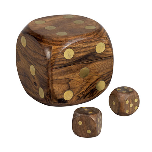 The Game of Indian Dice