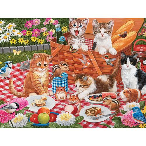 Summertime Memories 500 Piece Jigsaw Puzzle