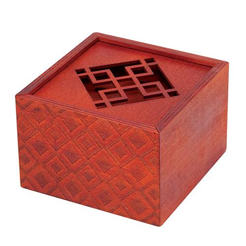 The Emperor's Puzzle Box