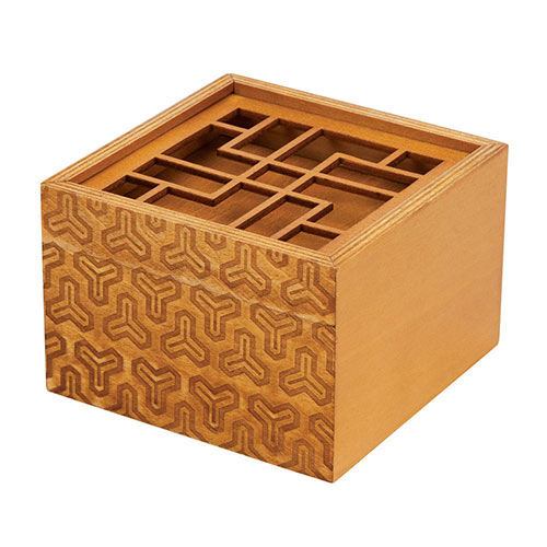 The King's Fortune Puzzle Box Brainteaser