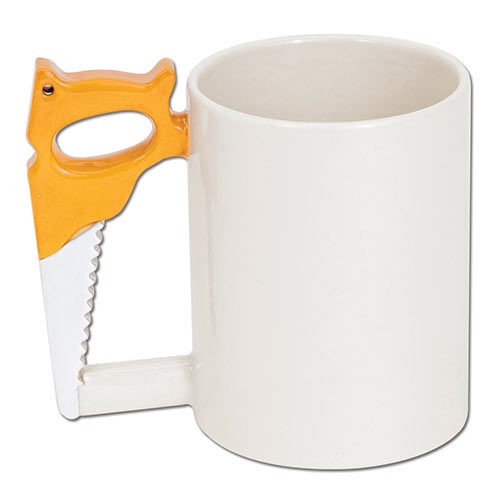 Handy Saw Tool Mugs