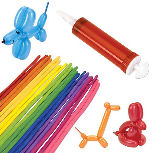 Balloon Animals Kit Craft