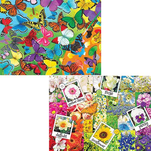 Cozy Cats 300 Large Piece Jigsaw Puzzle