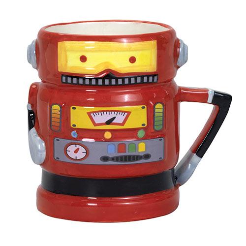 Retro Robot Mug