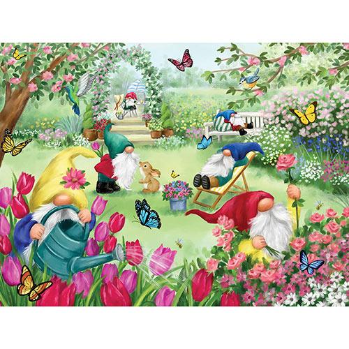 Old MacDonald's Farm 500 Piece Jigsaw Puzzle