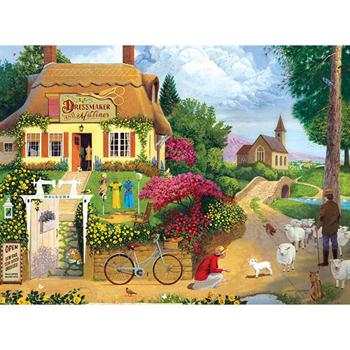 Dressmaker 1000 Piece Jigsaw Puzzle