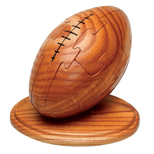 Dimensions In Wood™ Sports Puzzle - Football