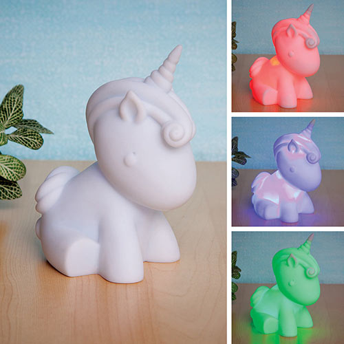 Color Changing Unicorn Nightlight