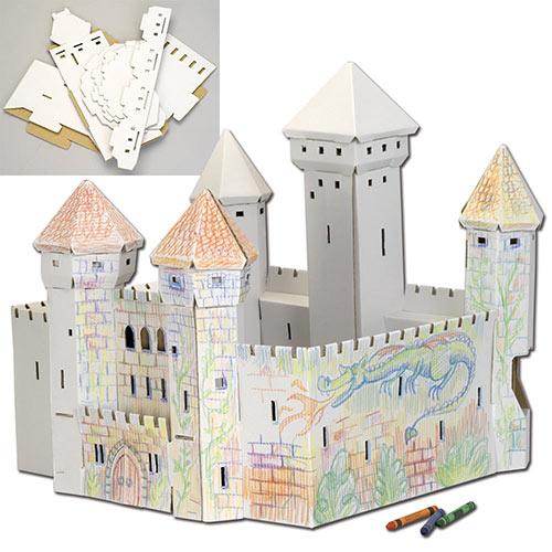 3-D Magic Castle