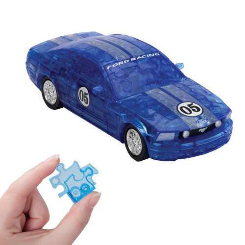 Ford Mustang FR500C 3D Puzzle