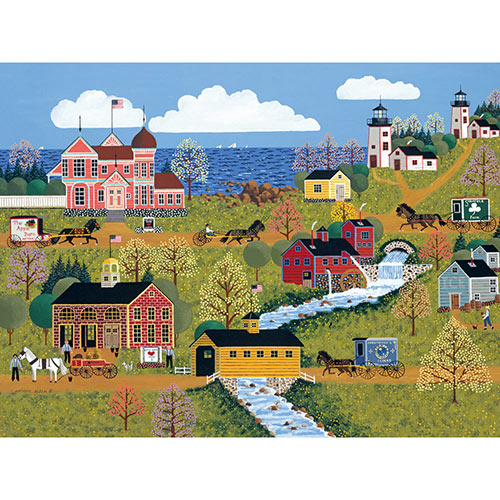 Twins of Good Heart 1000 Piece Jigsaw Puzzle