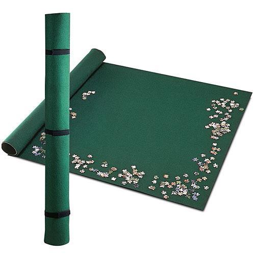 Portable Felt Jigsaw Roll