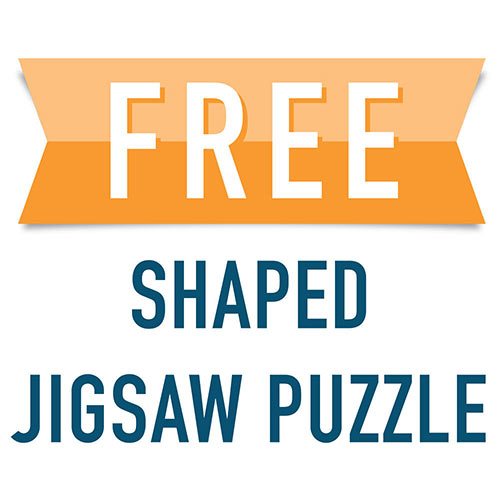 FREE Shaped Jigsaw