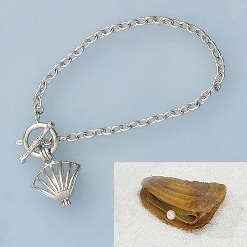Wish Pearl Bracelet