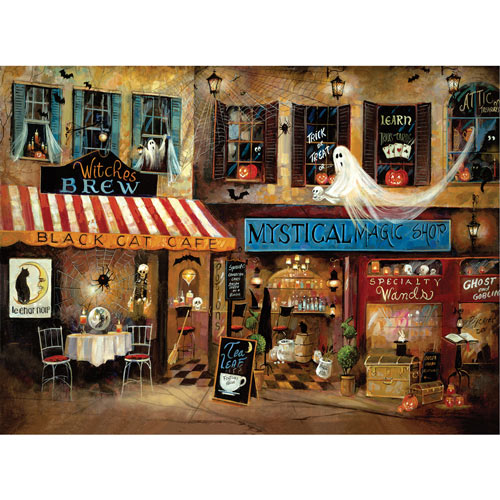 Mystical Magic Shop 300 Large Piece Jigsaw Puzzle