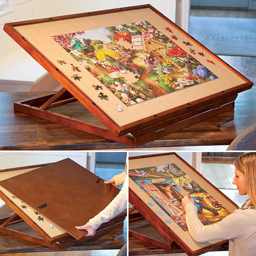 Deluxe Swivel Puzzle Easel