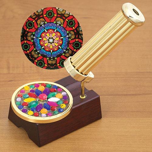 Desktop Spinning Kaleidoscope