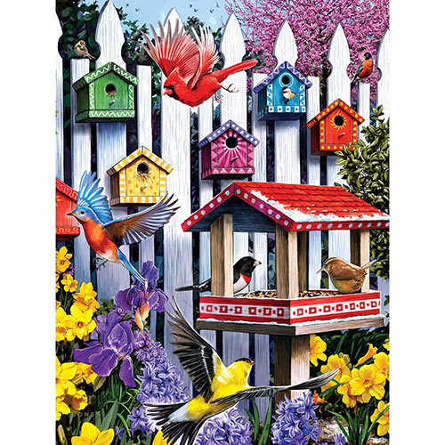 Safe Havens 500 Piece Jigsaw Puzzle