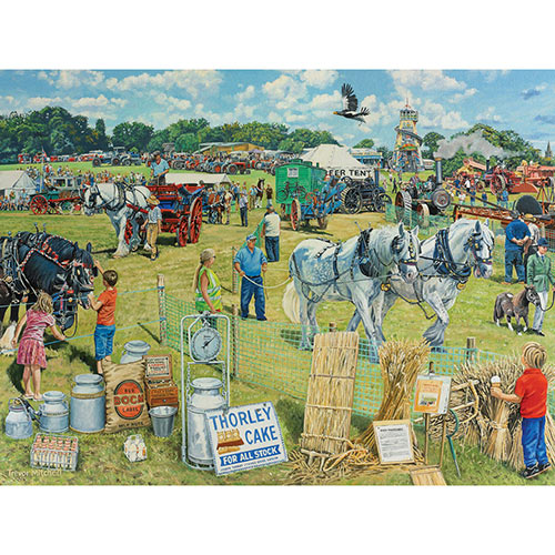 The Country Show 500 Piece Jigsaw Puzzle