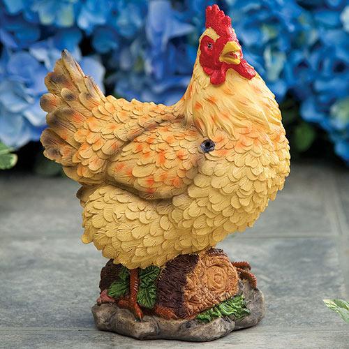 Motion Sensor Chicken