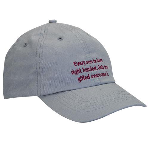 Right Handed Cap