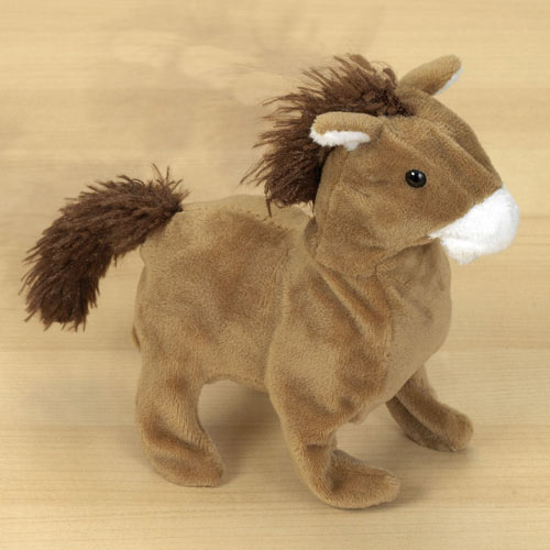 Galloping Pony Plush Toy
