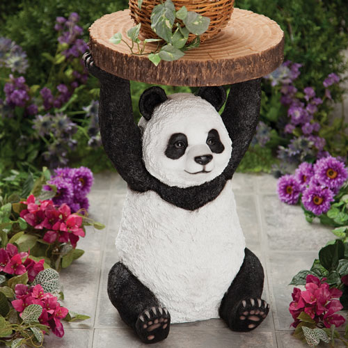 Giant Panda Side Table
