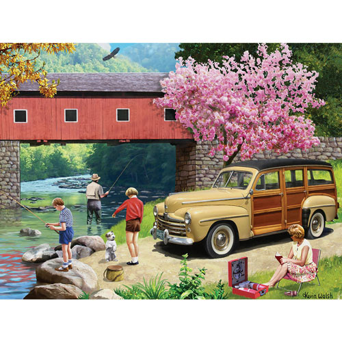 Our Favorite Spot 500 Piece Jigsaw Puzzle