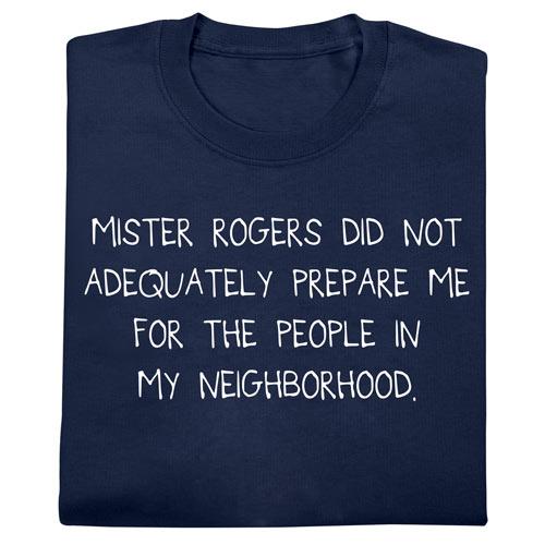 Mister Rogers Tee