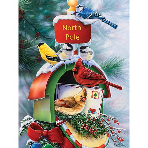North Pole 300 Large Piece Jigsaw Puzzle