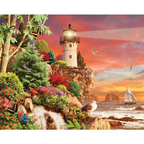 The Edge of Fantasy 300 Large Piece Jigsaw Puzzle