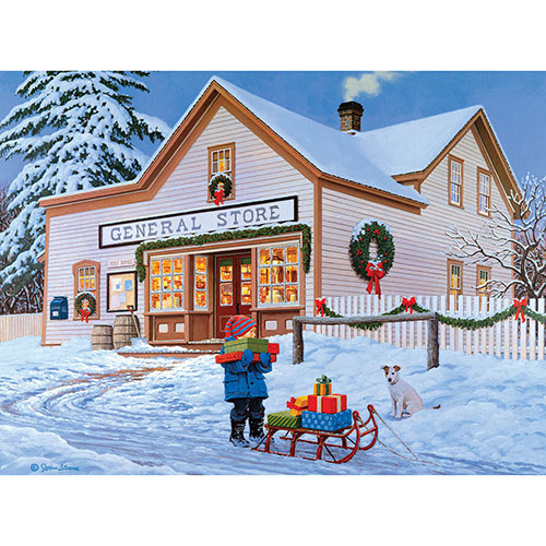 One Stop Shopping 1000 Piece Jigsaw Puzzle