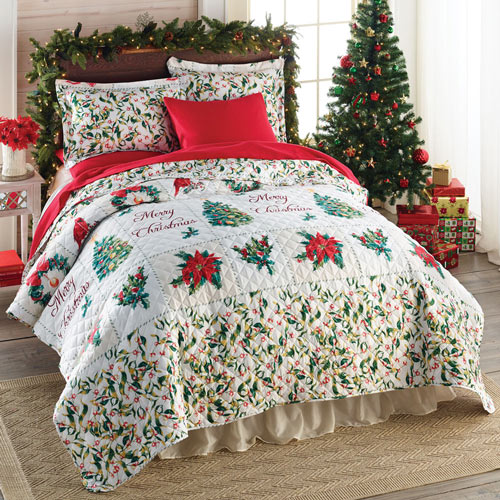 Merry Christmas Quilt