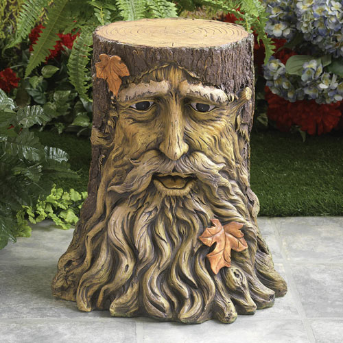 Treebeard Side Table