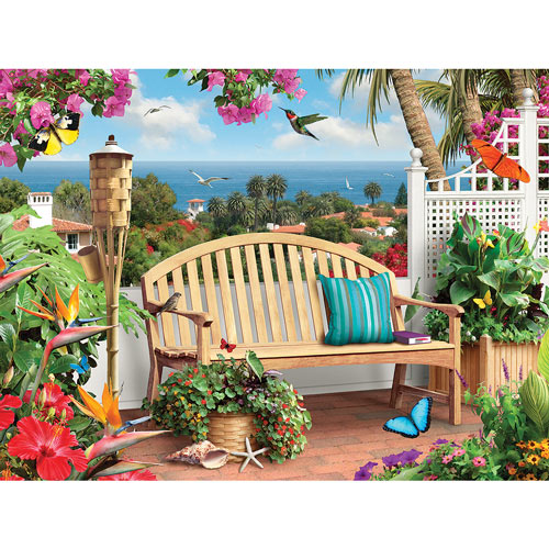 Ocean View 1000 Piece Jigsaw Puzzle