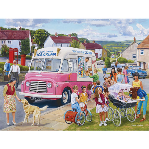 The Old Toy Store 1000 Piece Jigsaw Puzzle