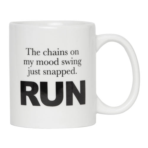 The Chains On My Mood Swing Jumbo Mug