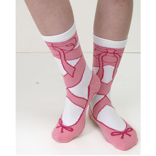Ballerina Silly Socks