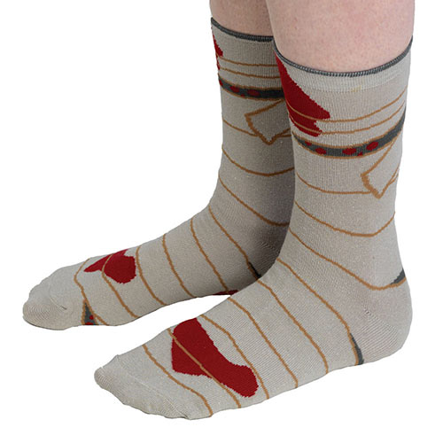 Silly Sock Mummy