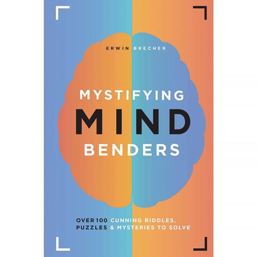 Mystifying Mind Benders Book