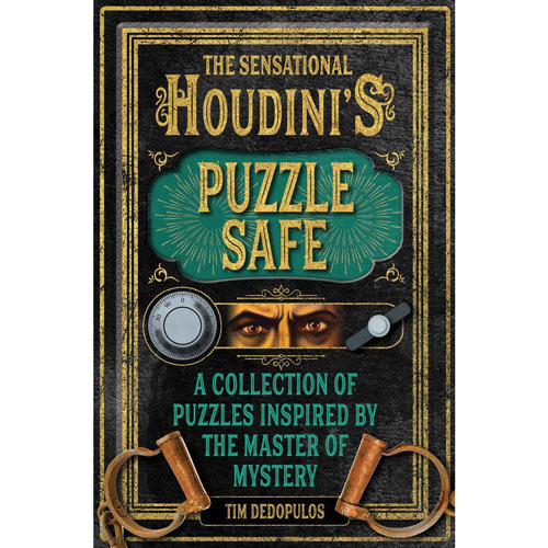 The Sensational Houdini Puzzle Book