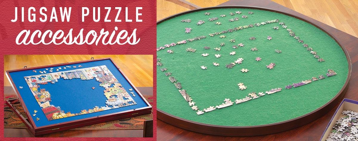 Puzzle Organizers