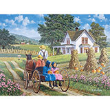 Perfect Pair 1000 Piece Jigsaw Puzzle
