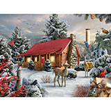 New Friends 1000 Piece Jigsaw Puzzle