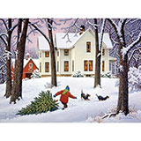 The Perfect Tree 300 Large Piece Jigsaw Puzzle