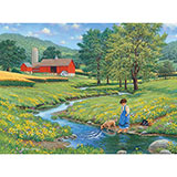 Cool Water 1000 Piece Jigsaw Puzzle