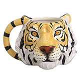 Tiger Shaped Mug
