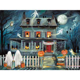 Enter If You Dare 300 Large Piece Jigsaw Puzzle