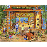 Mike's Bait Shop 1000 Piece Jigsaw Puzzle